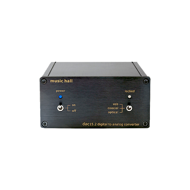 Music Hall DAC15.2 Analog Converter