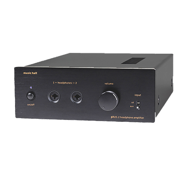 Music Hall ph25.2 Headphone Amplifier