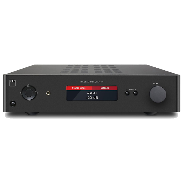 NAD C368 Integrated Amplifier